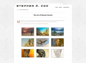 Mutant Hunter Gallery