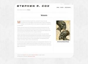 Mutant Hunter Gallery Detail