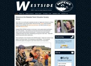 Westside Parent Education Nursery School